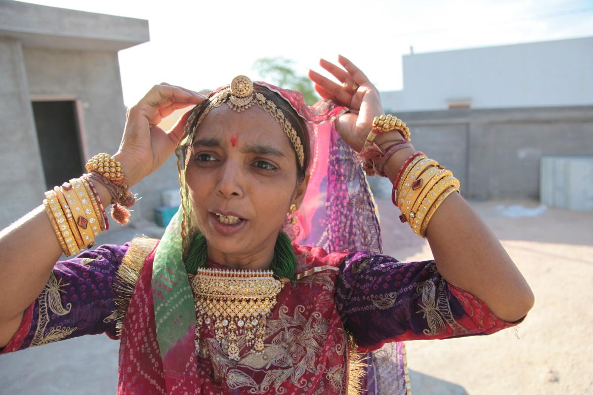 Odcinek 1 - Indie