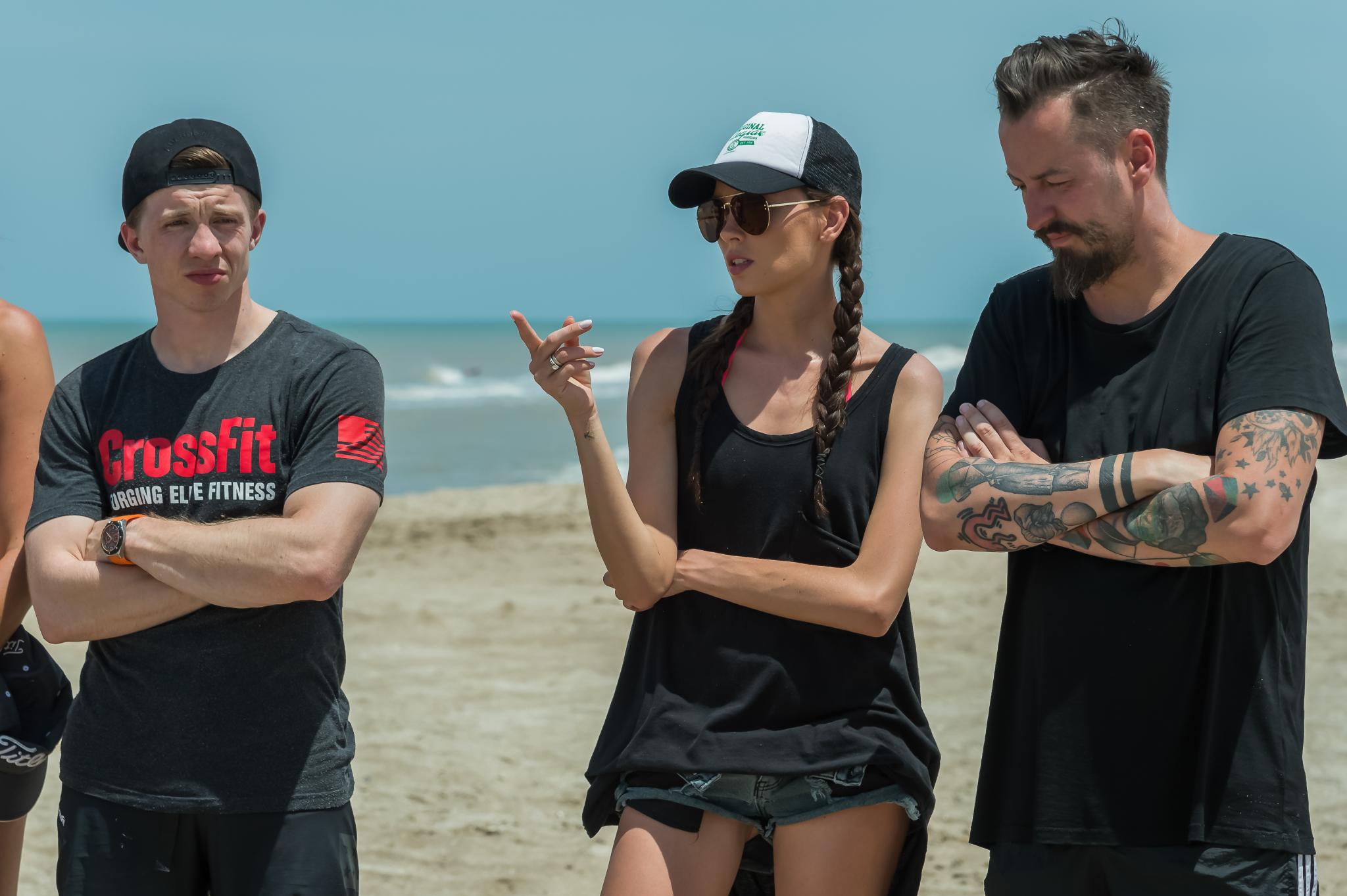 Alan, Edyta i Piotr